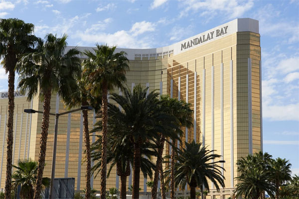 Mandalay Bay casino and resort